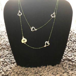 Long Aeropostale necklace